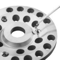 Tarcza do korekcji racic PROFI, 6 ostrzy (wymienne), 120 mm